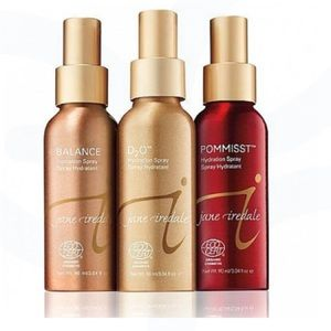 New Jane Iredale Face Mist Summer 3 pack